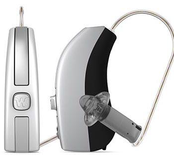 beursstand van de Firma Veenhuis over Widex hoortechnologie voor de iPhone