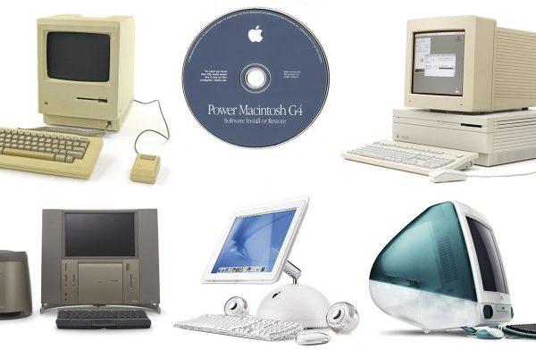 Vintage Macs