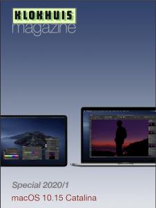 KM38/1 Special 2020-1 macOS 10.15 Catalina