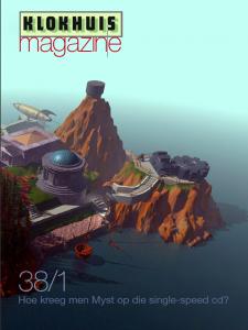 Klokhuis Magazine 38/1