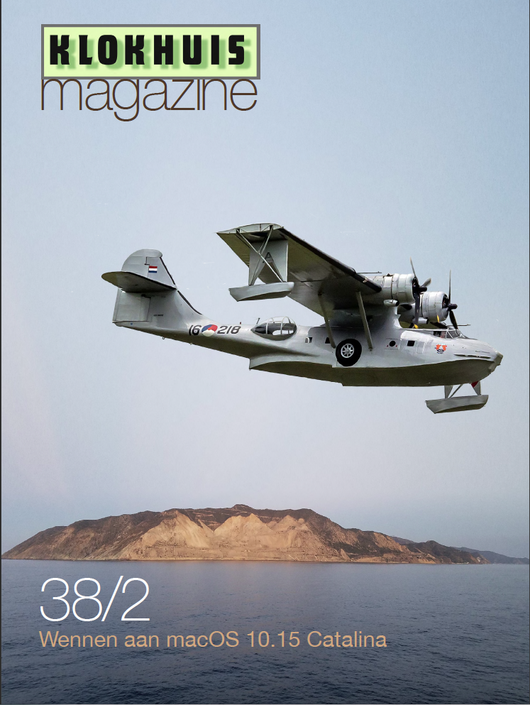 Klokhuis Magazine 38/2