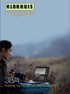 Klokhuis Magazine 38/4