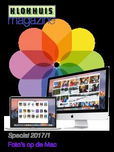 Foto's op de Mac