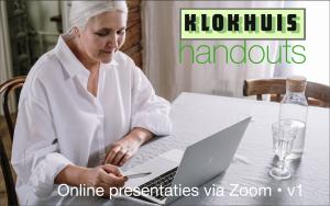 Handouts Online Zoom