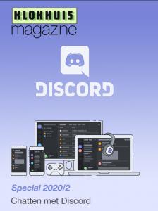 Chatten met Discord