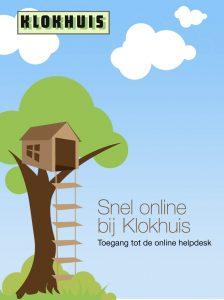 Snel online bij Klokhuis
