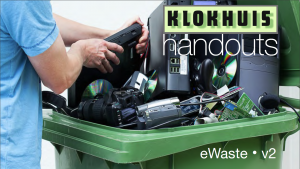 Hand-out E-waste
